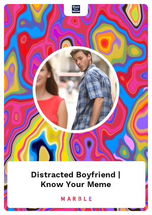 distracted MC3