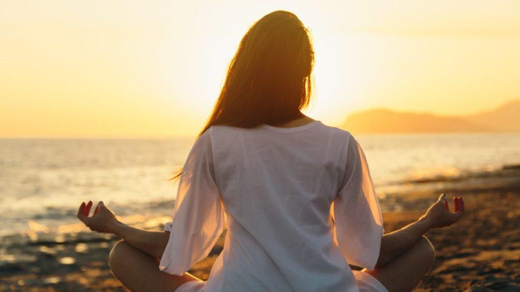 como meditar passo a passo