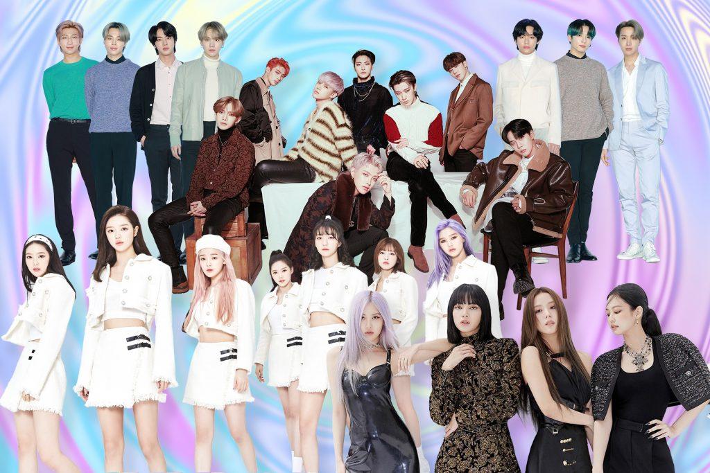 moda k-pop