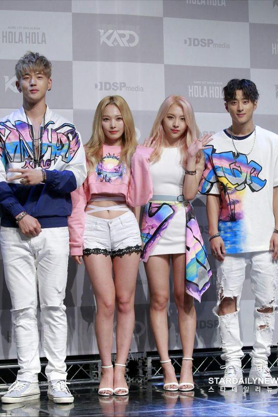 moda kpop