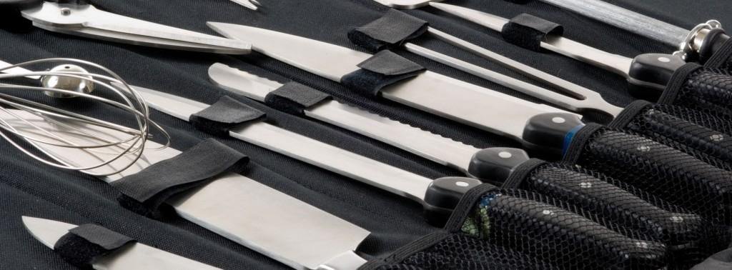 set de couteaux de cuisine professionnel
