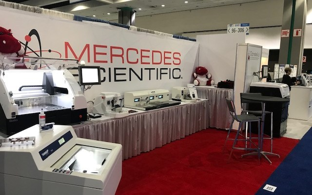 Mercedes Scientific is at the USCAP Tradeshow!