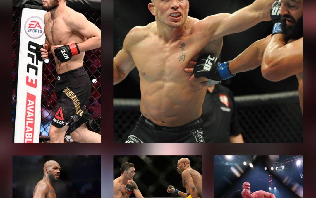 MMA – TOP 10 NAJBOLJIH SVIJETSKIH BORACA (2. DIO)