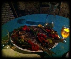 Domanoeta dinner