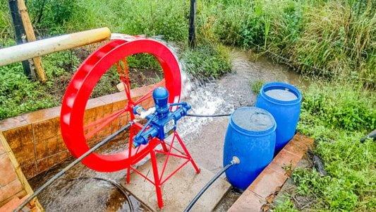 Como Puxar Agua De Um Rio Lago Ou Represa Blog Merito