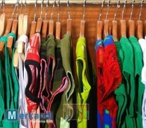 stock lot clothing