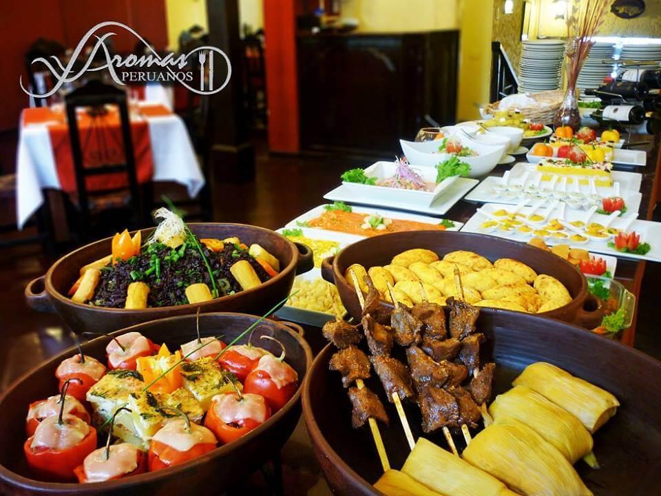 Los mejores buffet de Lima  Mesa 247