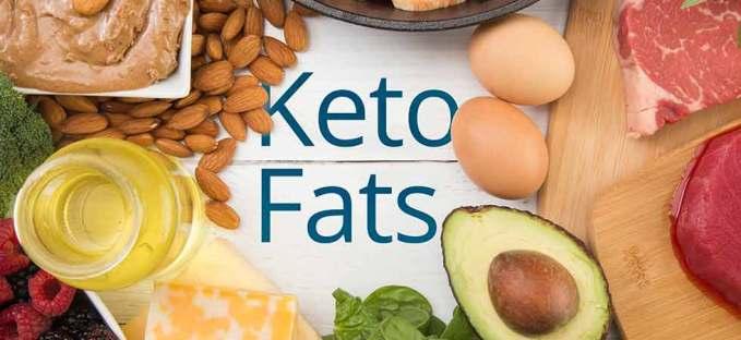 idea to get more fat keto diet