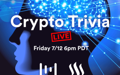 Crypto Trivia LIVE with Steem