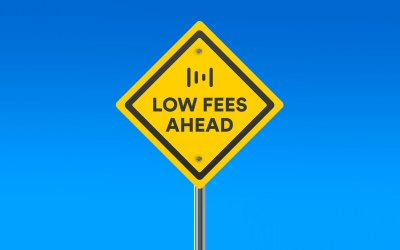 We've lowered our fees!