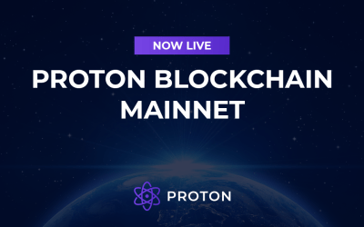 Proton (XPR) Mainnet is now LIVE