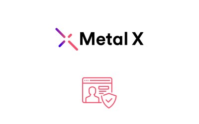 How do I register on Metal X?