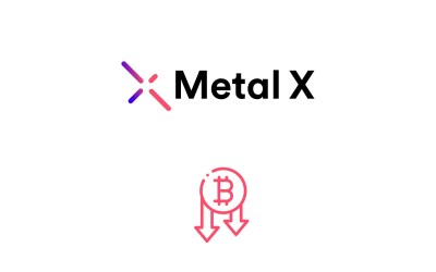 How do I withdraw crypto from Metal X?