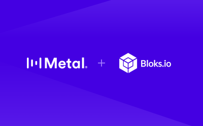 Metal acquires Bloks.io