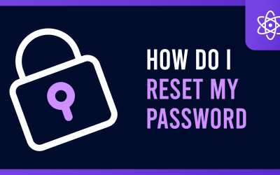 How do I reset my password in the Proton Wallet?