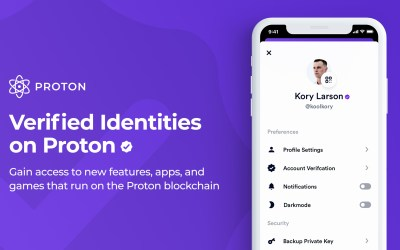 Introducing Verified Identities on Proton
