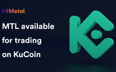 Metal (MTL) is now available on KuCoin