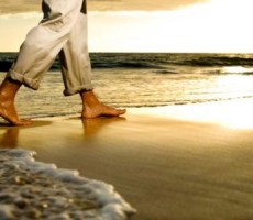 Learn to meditate while walking