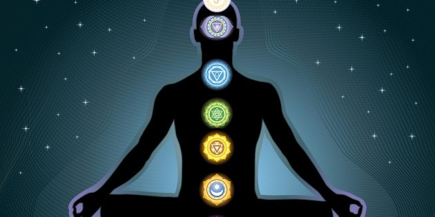 Activate your chakras and increase your energy 2