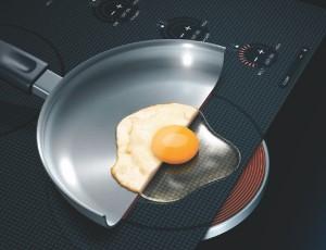 Induction Egg