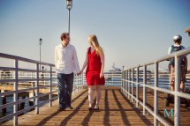 Engagement Ferry Landing & Coronado Beach Ca