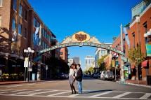 Engagement Downtown San Diego & Coronado Beach Daniel