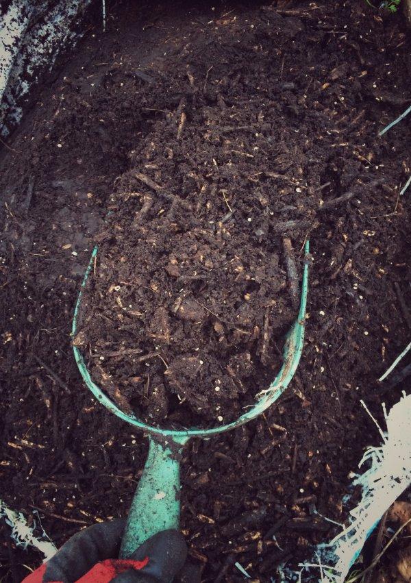 Tazedal kompostu