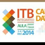 Hari Pertama Jadi Panitia Titian Karir Terpadu ITB, Mei 2014