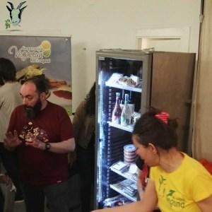 Las imágenes más cabritiles de la Feria Vegana