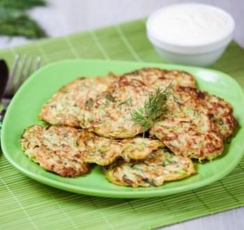 receta de tortillitas veganas