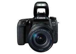 Canon präsentierte die neue DSLR EOS 77D
