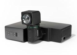 FUJIFILM Neuentwicklung – Bahnbrechender Projektor mit FUJINON Hochleistungs-Objektiv