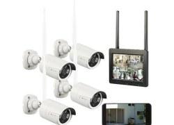 VisorTech Funk-Überwachungsset
