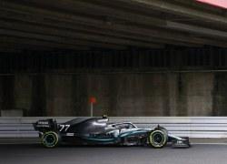 Mercedes-AMG Petronas Motorsport gibt in Suzuka die Pace vor