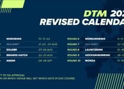 ITR gibt neuen DTM-Kalender 2020 bekannt