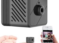 Eine der kleinsten IP-Kameras der Welt: 7links Micro-IP-Kamera IPC-80.mini