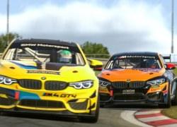 Erfolgreiche Premiere für den BMW Motorsport SIM Racing Track Day – Kundensportler treffen auf Werksfahrer und Sim-Profis.