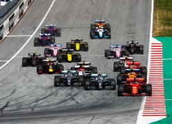 Die Formel 1® ist zurück: Saisonneustart 2020 in Österreich