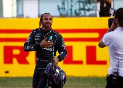 Doppelsieg für das Mercedes-AMG Petronas F1 Team beim Toskana Grand Prix