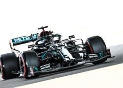 Lewis sichert dem Mercedes-AMG Petronas F1 Team die Pole Position in Sotschi