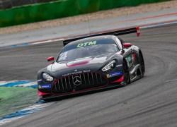 DTM nimmt Fahrt auf: Mercedes-Pilot Götz mit erster Bestzeit