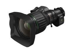 Canon präsentiert mit dem CJ17ex6.2B ein 4K-BCTV-Objektiv mit großem Brennweitenbereich