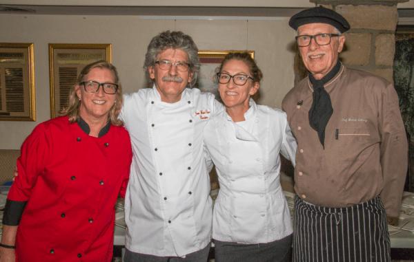 Chef Michael Cooks At Noahs Anchorage Event The Inn