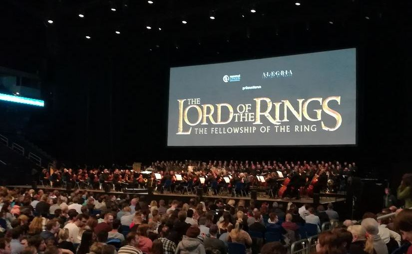 The Lord of the Rings – The Fellowship of the Ring … in Concert