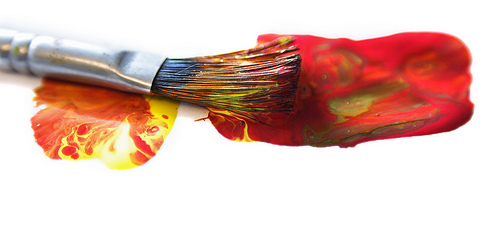 Ikea paint brush