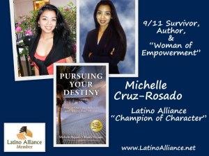 Latino Alliance Michelle Rosado