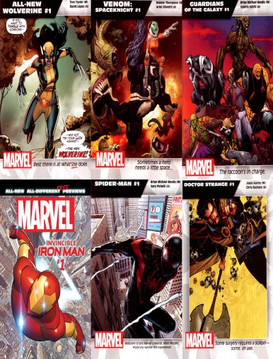 All-New All-Different Marvel Midtown Comics