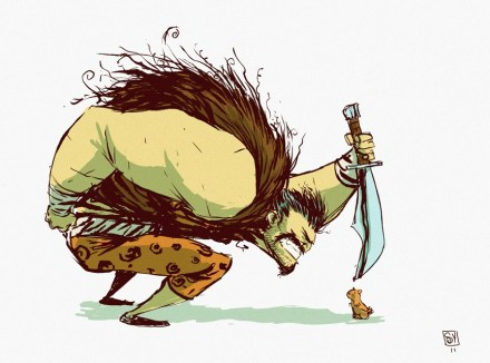 Kraven by Skottie Young