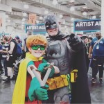 Batman Robin Cosplay