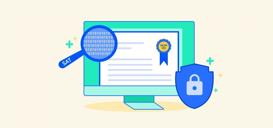 El Artículo 97 del Código de Comercio mexicano indica los requisitos que debe cumplir una plataforma de firma electrónica.